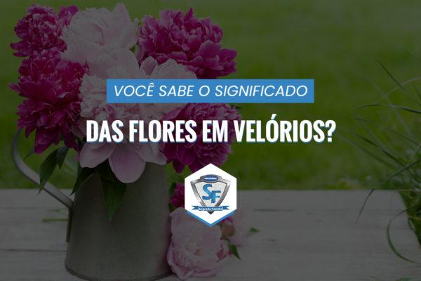 Flores em Velórios